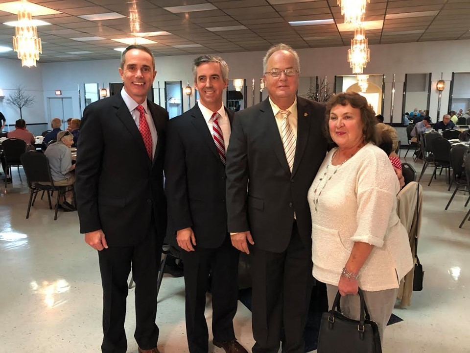 September 23, 2019: Senator Santarsiero at the 6th Annual Veteran's Appreciation Dinner