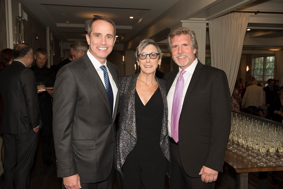 October 8, 2019: Senator Santarsiero at the Bucks County Playhouse's 80th Anniversary Gala