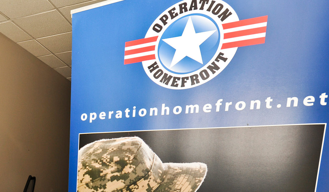 Senator Santarsiero and Representative Ullman Announce Grant For Operation Homefront