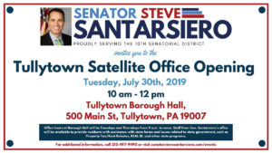 Tullytown Satellite Office Opening